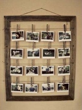 26 Diy Picture Frame Ideas Guide Patterns