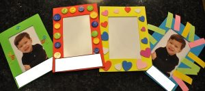 Homemade Picture Frame Ideas