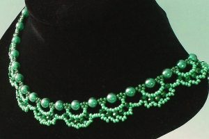 Seed Bead Necklace Pattern Free