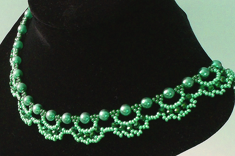 40 DIY Seed Bead Necklace Patterns Guide Patterns Enchanting Beaded Necklace Patterns