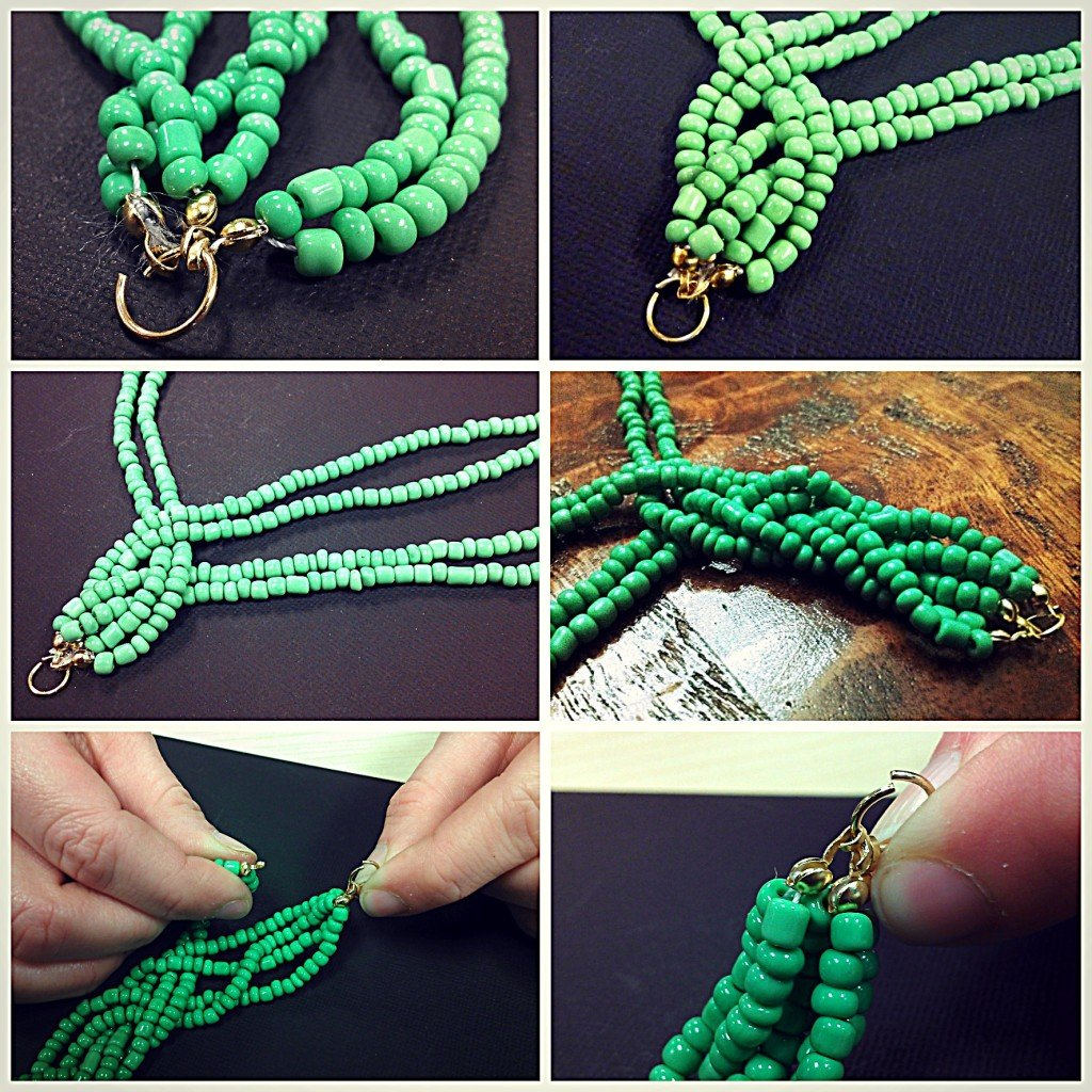 15 DIY Seed Bead Necklace Patterns | Guide Patterns