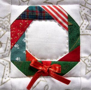 Christmas Paper Piecing Pattern