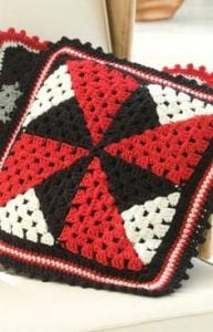 Pictures of Crochet Pillow