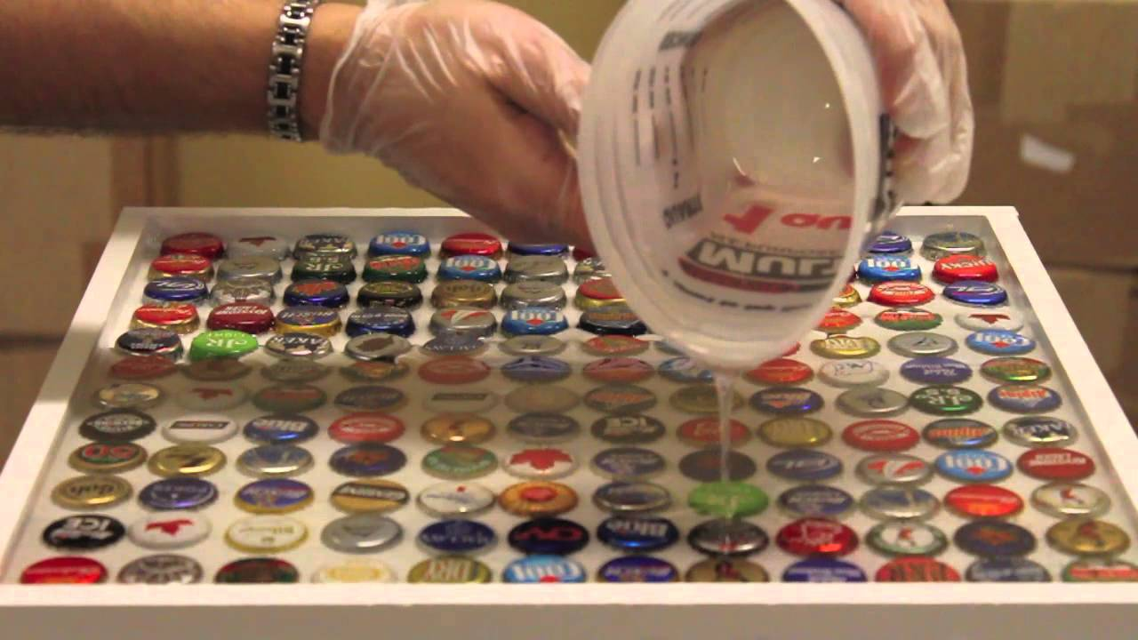 18 diy beer bottle cap table designs guide patterns for What to make with beer bottle caps