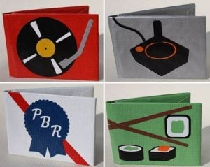 Cool Duct Tape Wallets
