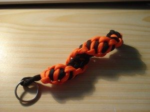 Cool Paracord Keychain