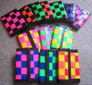 Duct Tape Wallet Designs