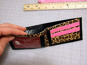Duct Tape Wallet Pattern