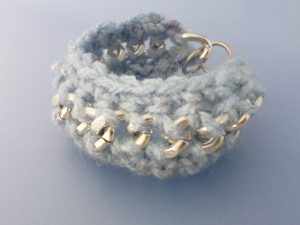 How to Make Crochet Bracelet