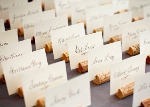 11 DIY Wine Cork Place Card Holders Guide Patterns
