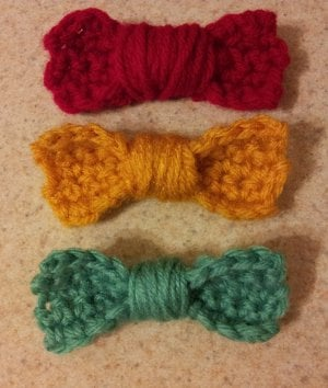 288e0b8fe715ce 25 Easy Crochet Bow Patterns | Guide Patterns