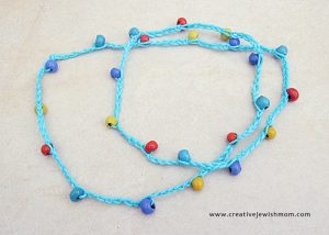 Crochet Kids Necklace