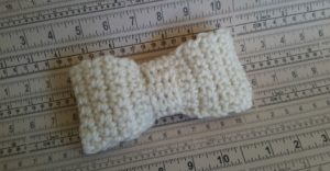 How to Crochet a Bow for Beginners