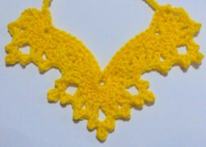 How to Crochet a Necklace