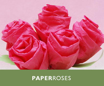 13 diy tissue paper roses guide patterns rose tissue paper mightylinksfo