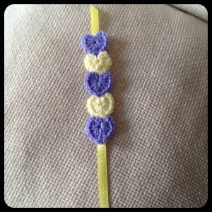 Crochet Bookmark Tutorial