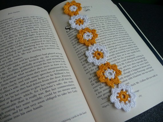 17 Crochet Bookmarks Guide Patterns