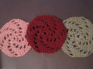 Crochet Coaster Pattern Ideas