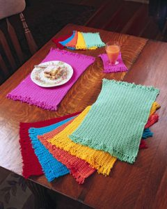 Crochet Placemat Patterns for Beginners