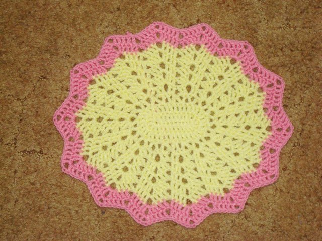 37 Crochet Placemat Patterns Guide Patterns