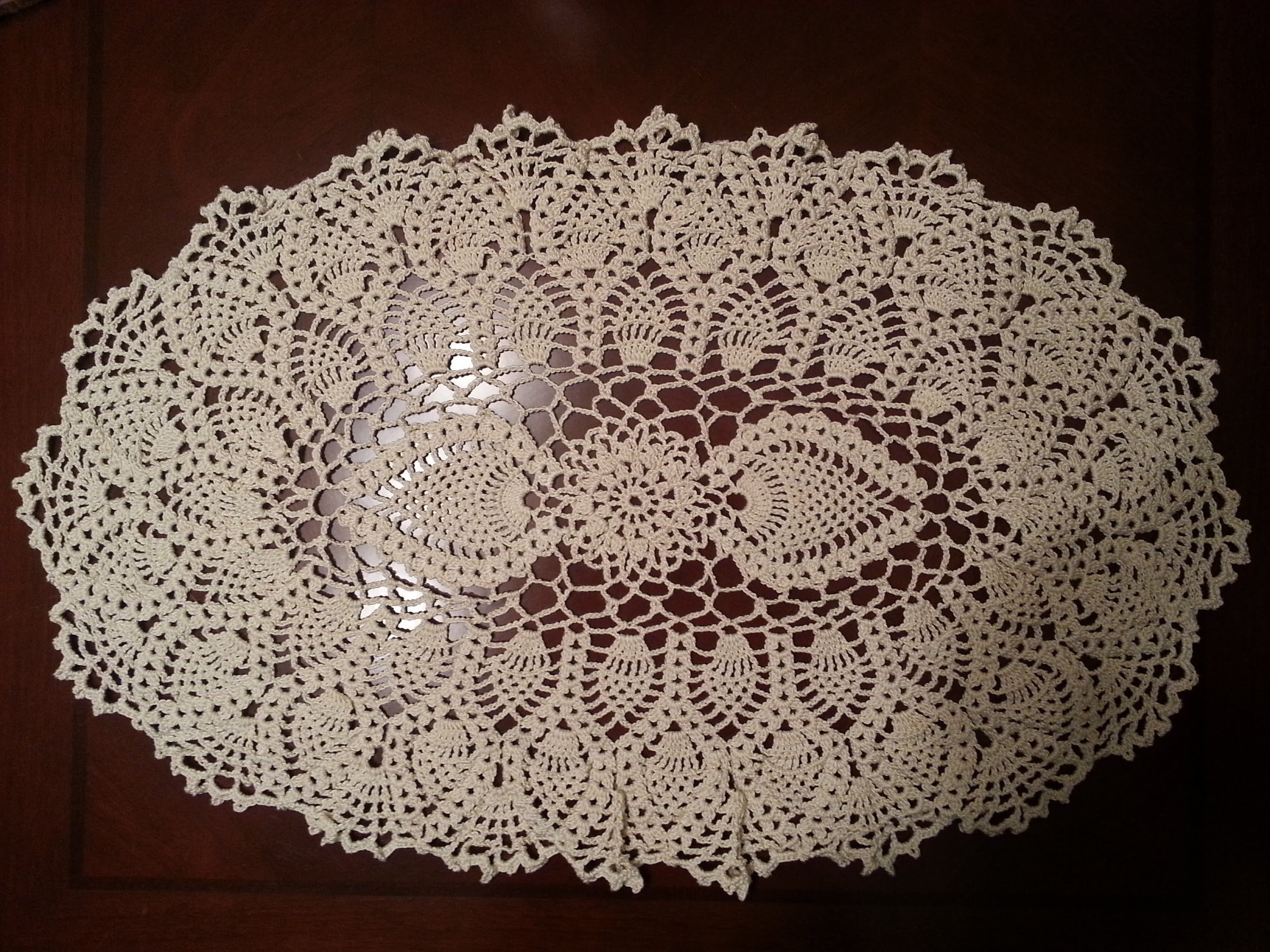 Crochet Tablecloth Pattern : 18 Easy Crochet Lace Tablecloth Patterns Guide Patterns