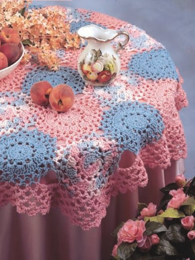 18 easy crochet lace tablecloth patterns guide patterns crochet tablecloth pattern ccuart Image collections