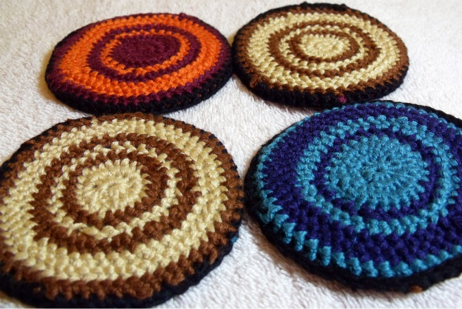 21 Easy Crochet Coaster Patterns Guide Patterns
