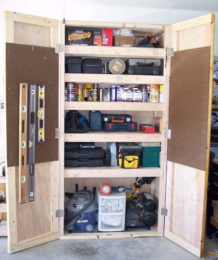 20 DIY Garage Shelving Ideas | Guide Patterns