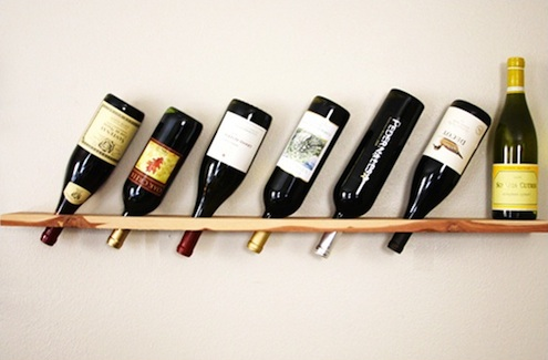 Great DIY Wine Rack Part 7