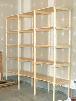 Garage Shelf Idea & 20 DIY Garage Shelving Ideas | Guide Patterns