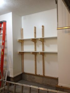 Garage Shelving Idea DIY