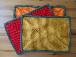 How to Crochet Placemats