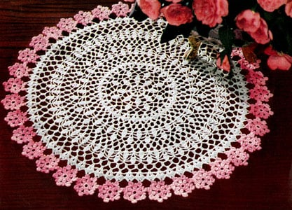 18 Easy Crochet Lace Tablecloth Patterns Guide Patterns