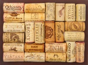 Wine Cork Trivet Coaster