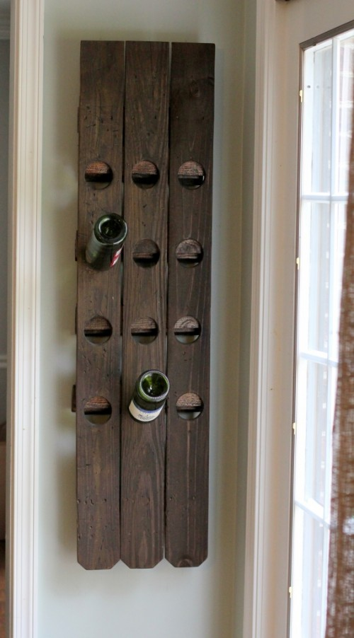 14 Easy Diy Wine Rack Plans Guide Patterns