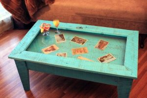 Build Shadow Case Coffee Table
