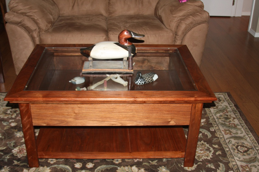 Shadow Case Coffee Table