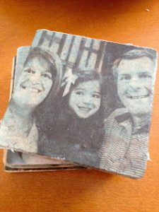 Coasters from Photos