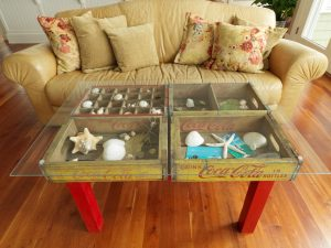 Coffee Table Shadow Box