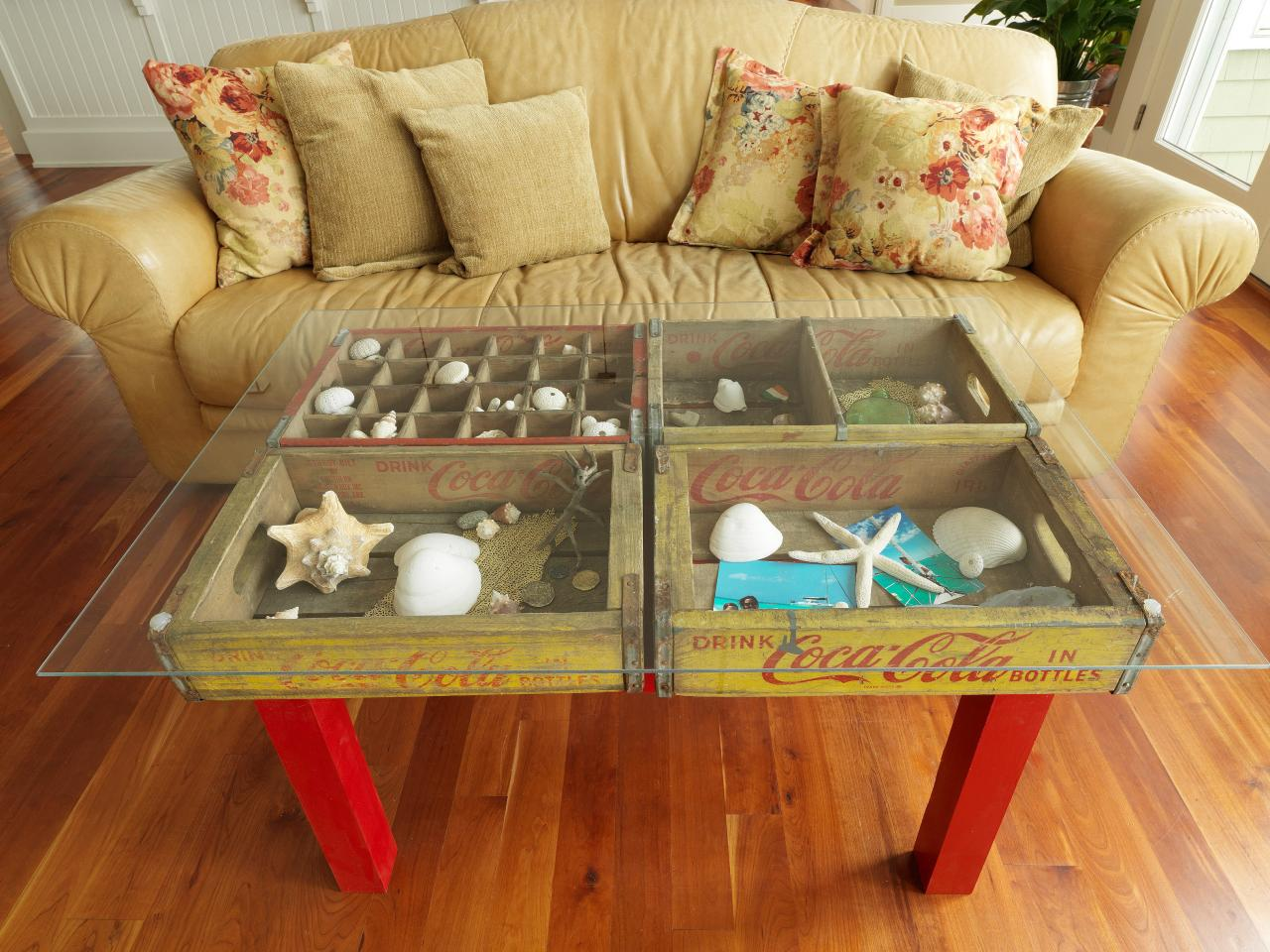 20 diy shadow box coffee table plans guide patterns for Diy coffee and end tables