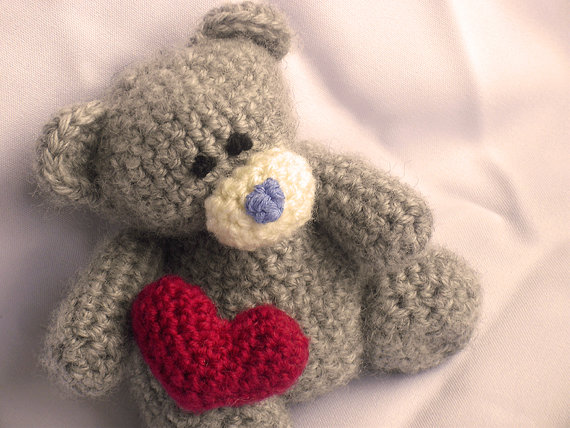 Amigurumi Teddy Bear Free Patterns : 34 crochet teddy bear patterns guide patterns