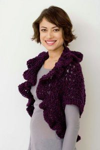 Crochet Shrug Pattern Free