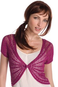 Ladies' Crochet Shrug