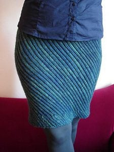 Pattern Of Crochet Skirt