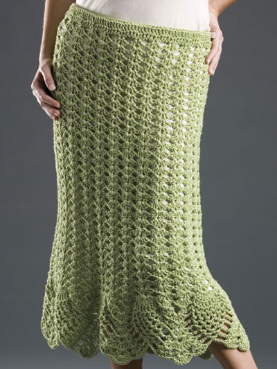 24 Free Patterns For Crochet Skirt | Guide Patterns
