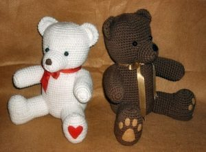 Crochet Teddy Bears