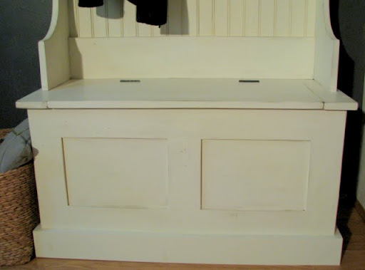 Build A Bench Seat With Storage