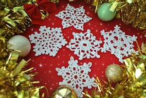 Easy Crochet Snowflake Patterns