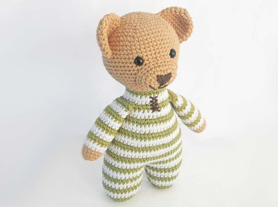 Crochet Teddy Bear Patterns Guide