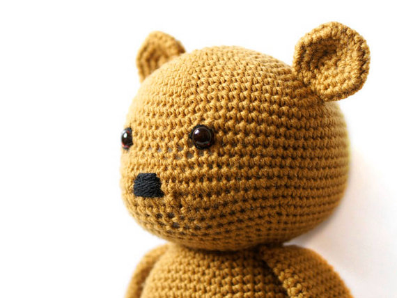 34 Crochet Teddy Bear Patterns Guide Patterns